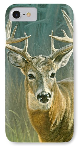 Whitetail Buck IPhone Case