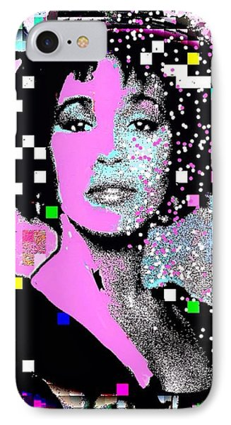 Whitney Houston Sing For Me Again 2 IPhone Case