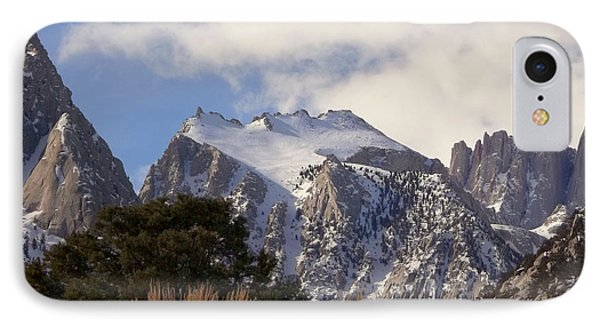 Whitney Portal - California Phone Case by Glenn McCarthy Art and Photography