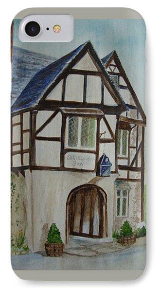 Whittington Inn - Painting IPhone Case