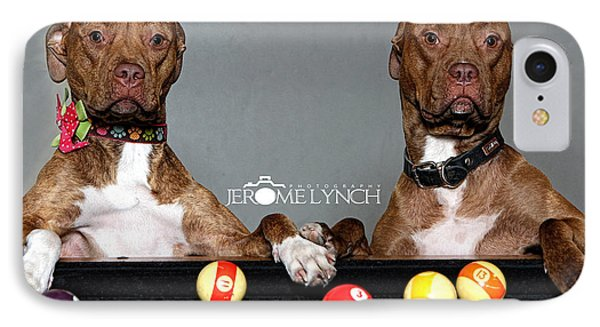 IPhone Case featuring the photograph Who Got Next? by Jerome Lynch
