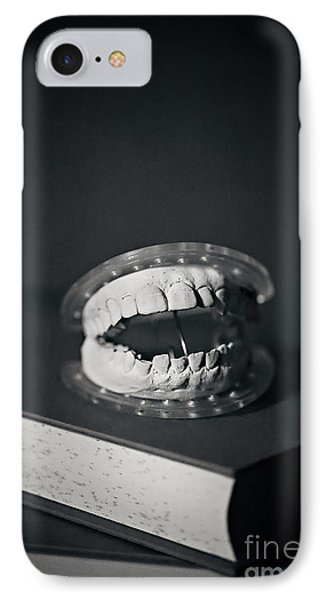 IPhone Case featuring the photograph Whose Teeth Are These? by Trish Mistric