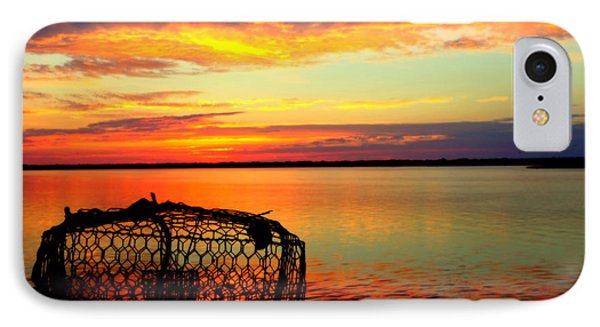 Why Men Fish IPhone Case by Karen Wiles