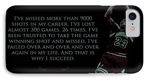 Why I Succeed IPhone Case by Brian Reaves