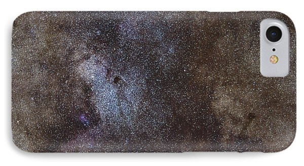 Widefield View Of The Sagittarius Star IPhone Case by Alan Dyer