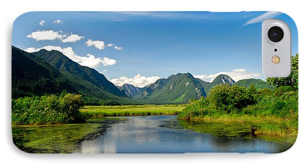 Widgeon Valley IPhone Case by Michele Wright