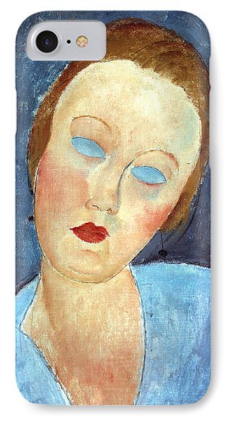 Wife Of The Painter Survage IPhone Case