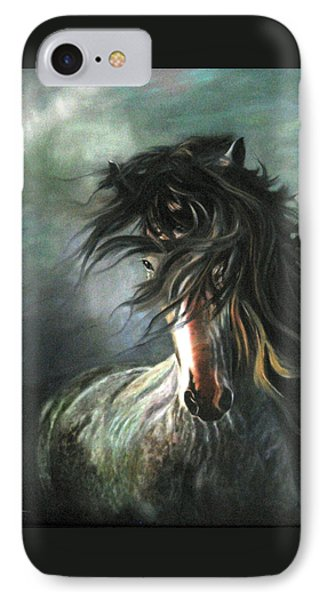 Wild And Free Phone Case by LaVonne Hand