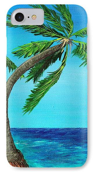 Wild Beach IPhone Case by Anastasiya Malakhova