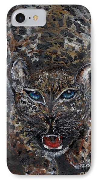 Wild By Nature IPhone Case by Lori  Lovetere