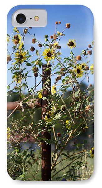 IPhone Case featuring the photograph Wild Growth by Erika Weber