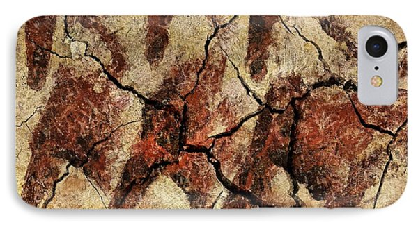 Wild Horses - Cave Art IPhone Case by Dragica  Micki Fortuna