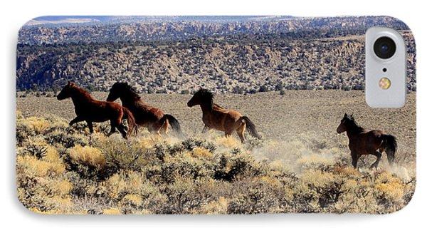 Wild Horses II IPhone Case