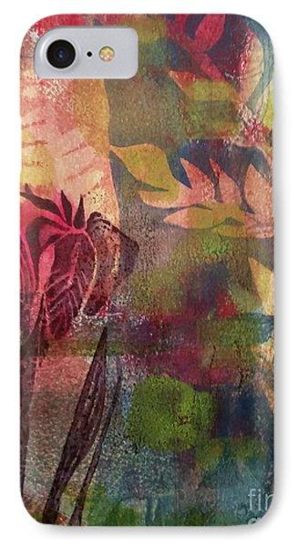Wild Iris IPhone Case by Cynthia Lagoudakis