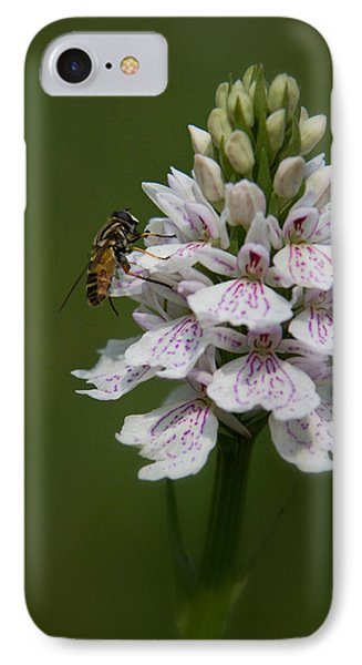 Wild Orchid With Company IPhone Case