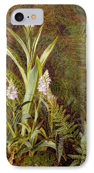 Wild Orchids IPhone Case by Marian Emma Chase