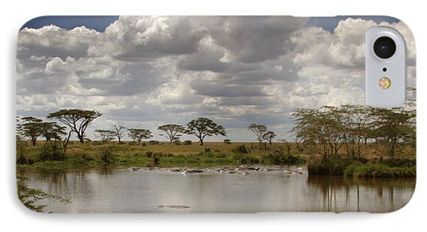 IPhone Case featuring the photograph Wild Pond by Joseph G Holland