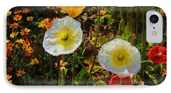 Wild Poppies IPhone Case by Helen Carson