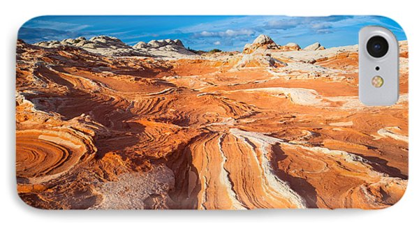 Wild Sandstone Landscape Phone Case by Inge Johnsson