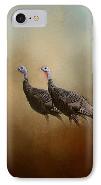 Wild Turkey At Shiloh IPhone 7 Case