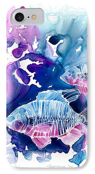 Wild Water IPhone Case by Mike Lawrence