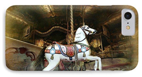 Wild Wooden Horse IPhone Case