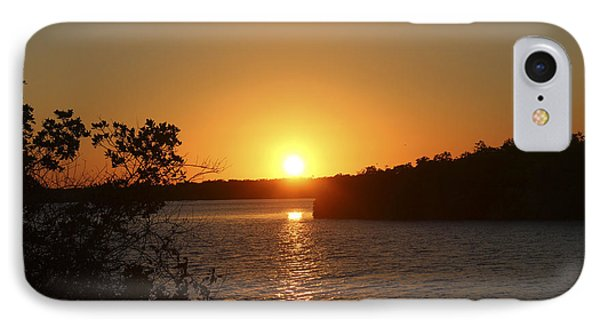 IPhone Case featuring the photograph Wildcat Cove Sunset by Megan Dirsa-DuBois