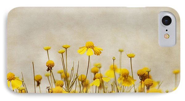 Wildflower Daisies Phone Case by Kim Hojnacki