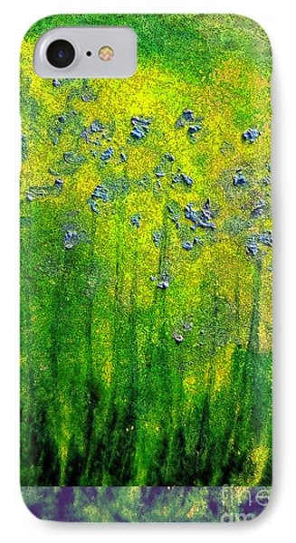 Wildflower Impression By Jrr Phone Case by First Star Art