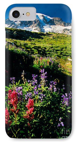 Wildflower Paradise IPhone Case