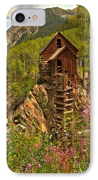 Wildflower Wonderland Phone Case by Adam Jewell