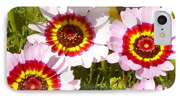 Wildflowerd Wide 1 Phone Case by Amy Vangsgard