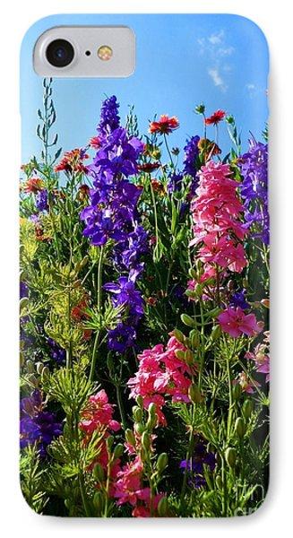 Wildflowers #14 IPhone Case