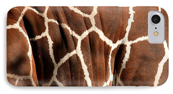 Wildlife Patterns  IPhone Case by Aidan Moran