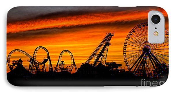 Wildwood At Dawn IPhone Case by Mark Miller