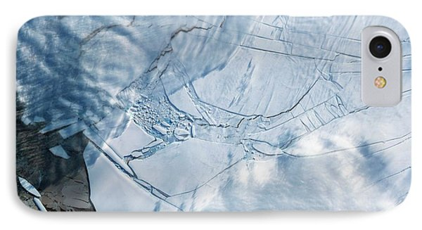 Wilkins Ice Shelf IPhone Case by Nasa