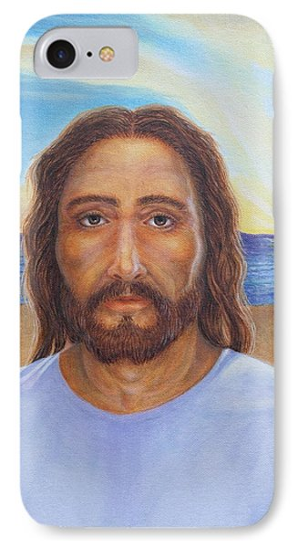 Will You Follow Me - Jesus IPhone Case by Michele Myers