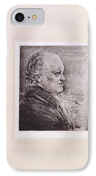 William Blake IPhone Case by British Library