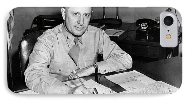 William H. Tunner IPhone Case