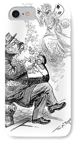 William S IPhone Case by Granger