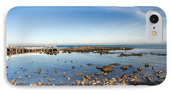 Williamstown Beach IPhone Case by Yew Kwang