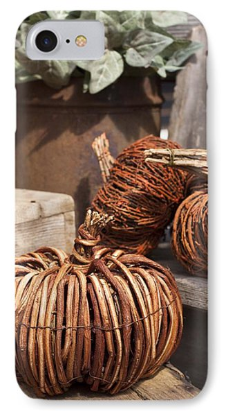Willow Pumpkins IPhone Case