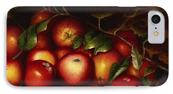 Wilmarth's Apples IPhone Case