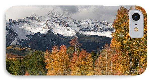 Wilson Peak IPhone Case by Aaron Spong
