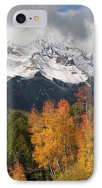 Wilson Peak Colorado IPhone Case by Aaron Spong