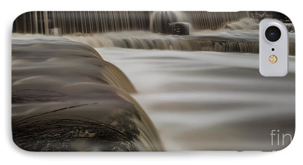 Wimberley Waterfall IPhone Case by Richard Mason