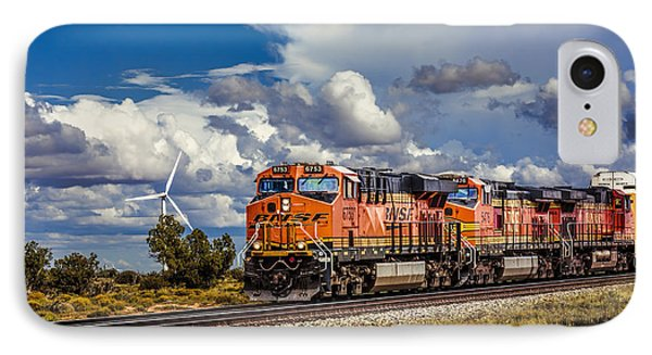Wind And Rail IPhone Case