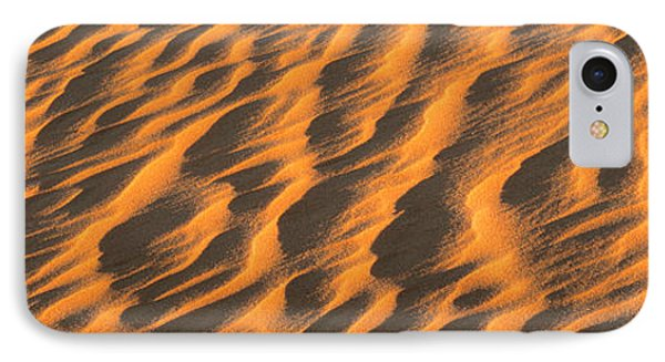Wind Blown Sand Tx Usa IPhone Case by Panoramic Images