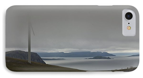 Wind Energy Phone Case by Heiko Koehrer-Wagner