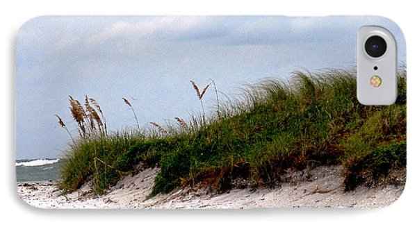Wind In The Seagrass Phone Case by Ian  MacDonald